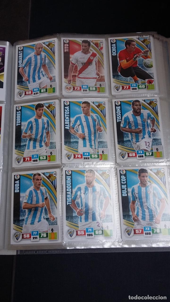Coleccionismo deportivo: ADRENALYN 2015/2016 15 16 - PANINI - ARCHIVADOR CON 473 CARDS ( INCLUYE SUPERCRACKS, BISES ... ... - Foto 39 - 169185152