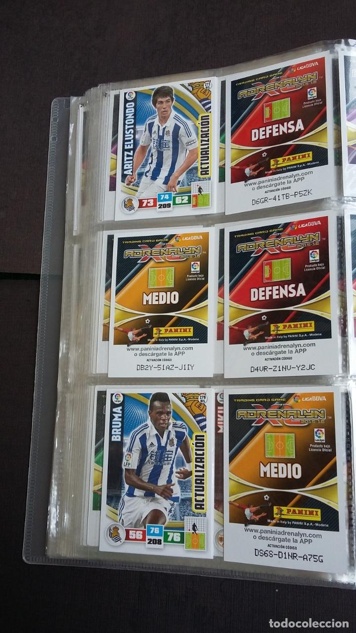 Coleccionismo deportivo: ADRENALYN 2015/2016 15 16 - PANINI - ARCHIVADOR CON 473 CARDS ( INCLUYE SUPERCRACKS, BISES ... ... - Foto 45 - 169185152