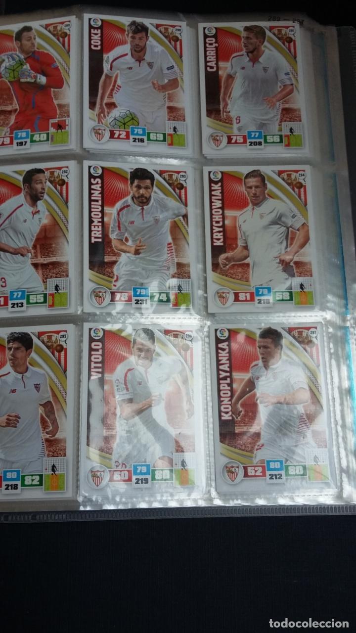Coleccionismo deportivo: ADRENALYN 2015/2016 15 16 - PANINI - ARCHIVADOR CON 473 CARDS ( INCLUYE SUPERCRACKS, BISES ... ... - Foto 48 - 169185152