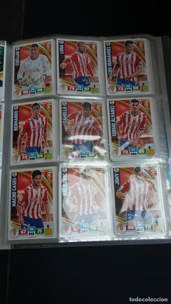 Coleccionismo deportivo: ADRENALYN 2015/2016 15 16 - PANINI - ARCHIVADOR CON 473 CARDS ( INCLUYE SUPERCRACKS, BISES ... ... - Foto 52 - 169185152