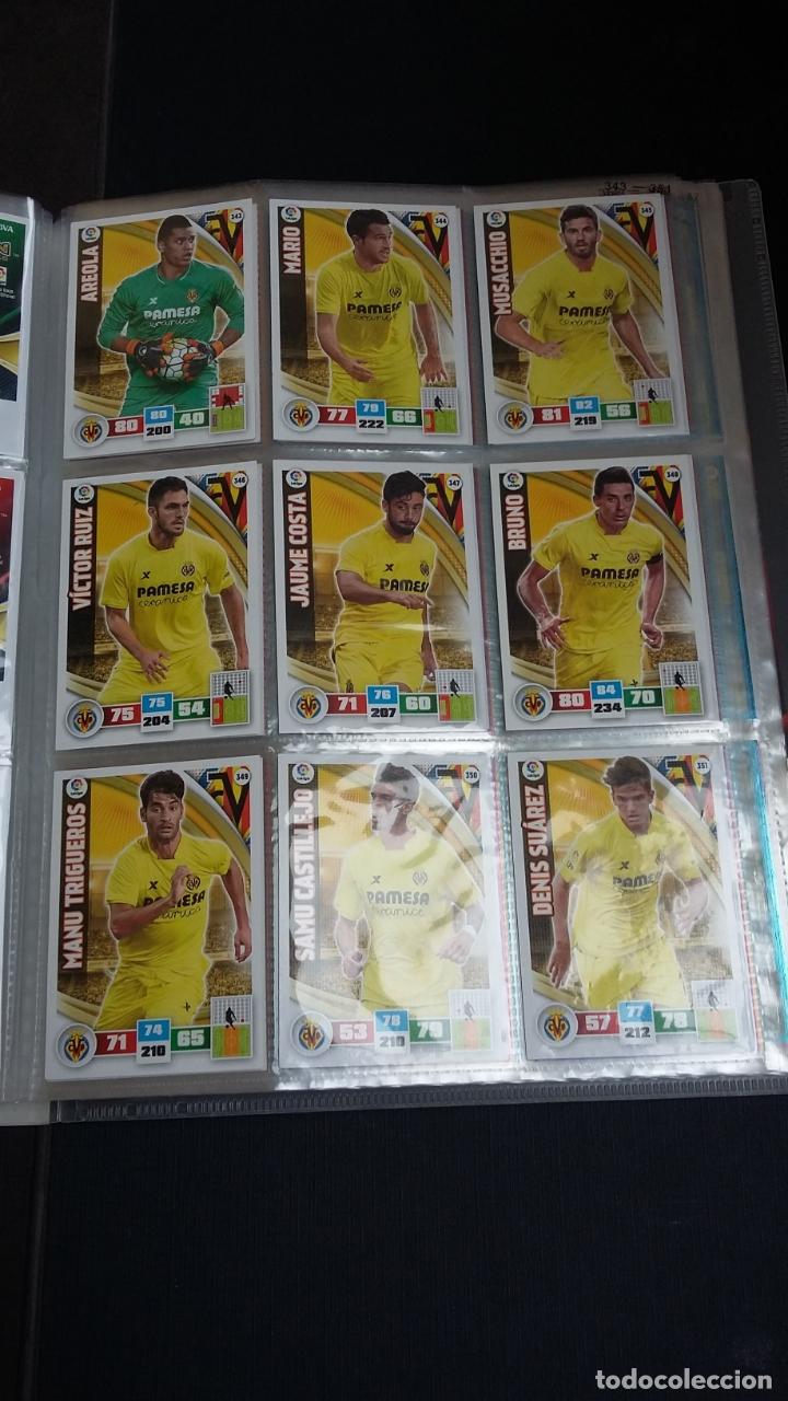 Coleccionismo deportivo: ADRENALYN 2015/2016 15 16 - PANINI - ARCHIVADOR CON 473 CARDS ( INCLUYE SUPERCRACKS, BISES ... ... - Foto 57 - 169185152