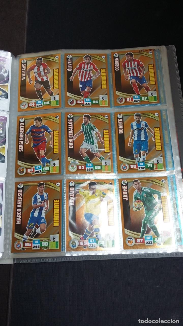 Coleccionismo deportivo: ADRENALYN 2015/2016 15 16 - PANINI - ARCHIVADOR CON 473 CARDS ( INCLUYE SUPERCRACKS, BISES ... ... - Foto 60 - 169185152