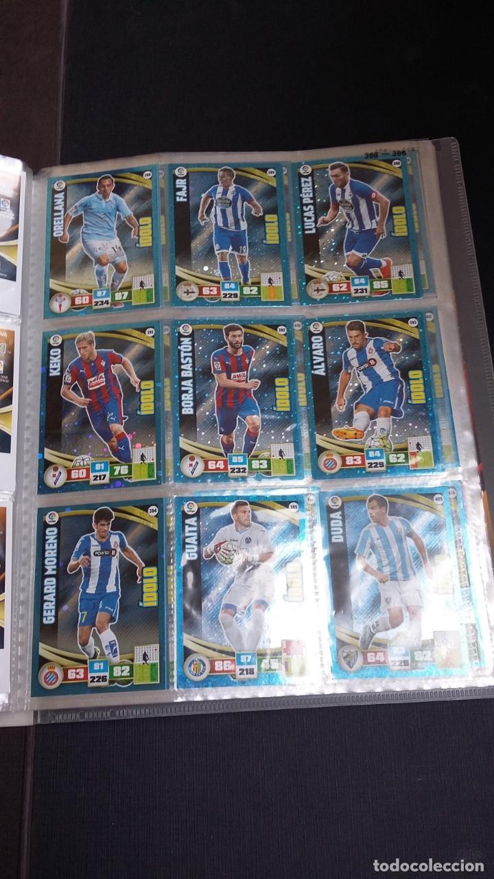 Coleccionismo deportivo: ADRENALYN 2015/2016 15 16 - PANINI - ARCHIVADOR CON 473 CARDS ( INCLUYE SUPERCRACKS, BISES ... ... - Foto 62 - 169185152