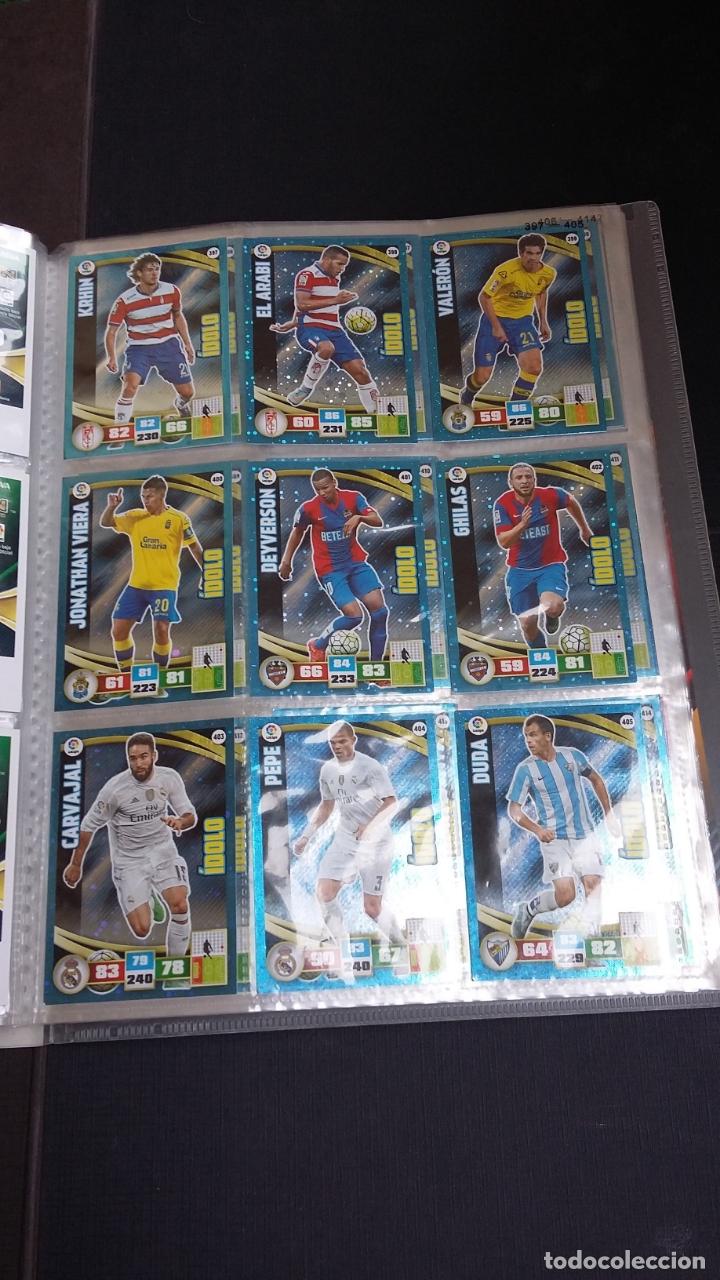 Coleccionismo deportivo: ADRENALYN 2015/2016 15 16 - PANINI - ARCHIVADOR CON 473 CARDS ( INCLUYE SUPERCRACKS, BISES ... ... - Foto 63 - 169185152