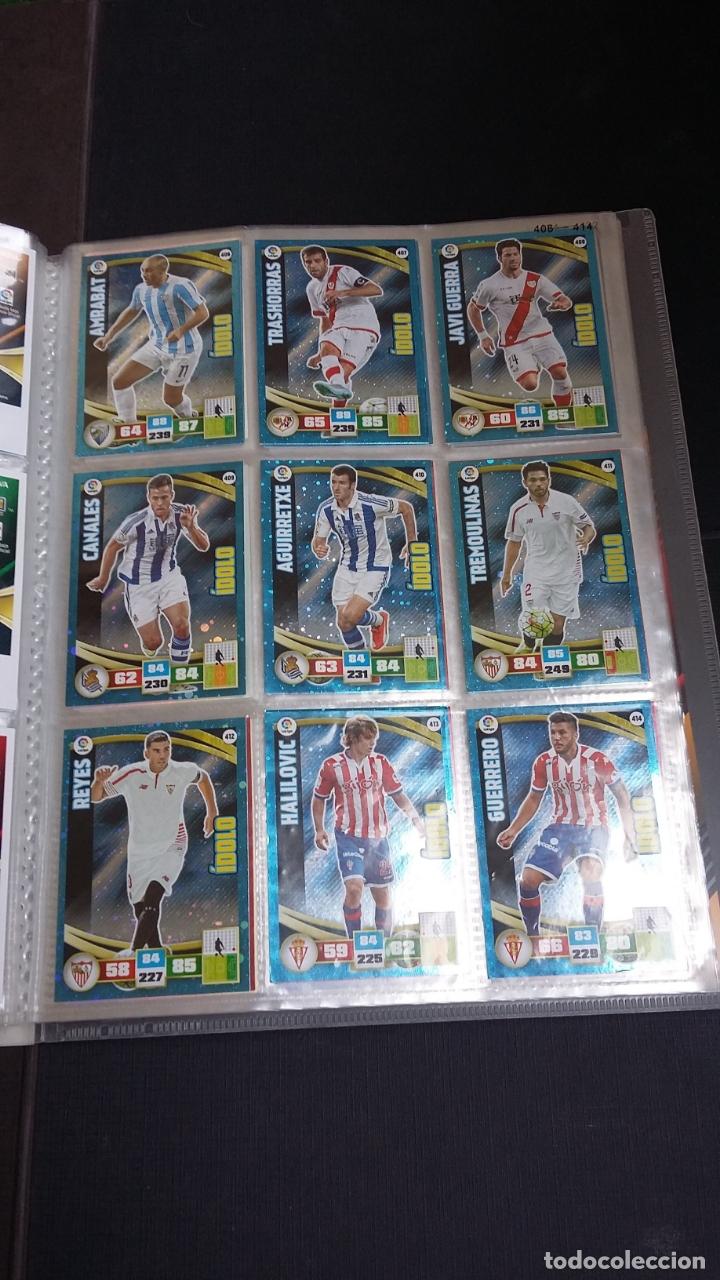 Coleccionismo deportivo: ADRENALYN 2015/2016 15 16 - PANINI - ARCHIVADOR CON 473 CARDS ( INCLUYE SUPERCRACKS, BISES ... ... - Foto 64 - 169185152