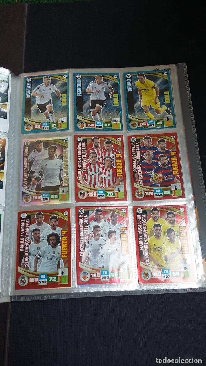 Coleccionismo deportivo: ADRENALYN 2015/2016 15 16 - PANINI - ARCHIVADOR CON 473 CARDS ( INCLUYE SUPERCRACKS, BISES ... ... - Foto 65 - 169185152