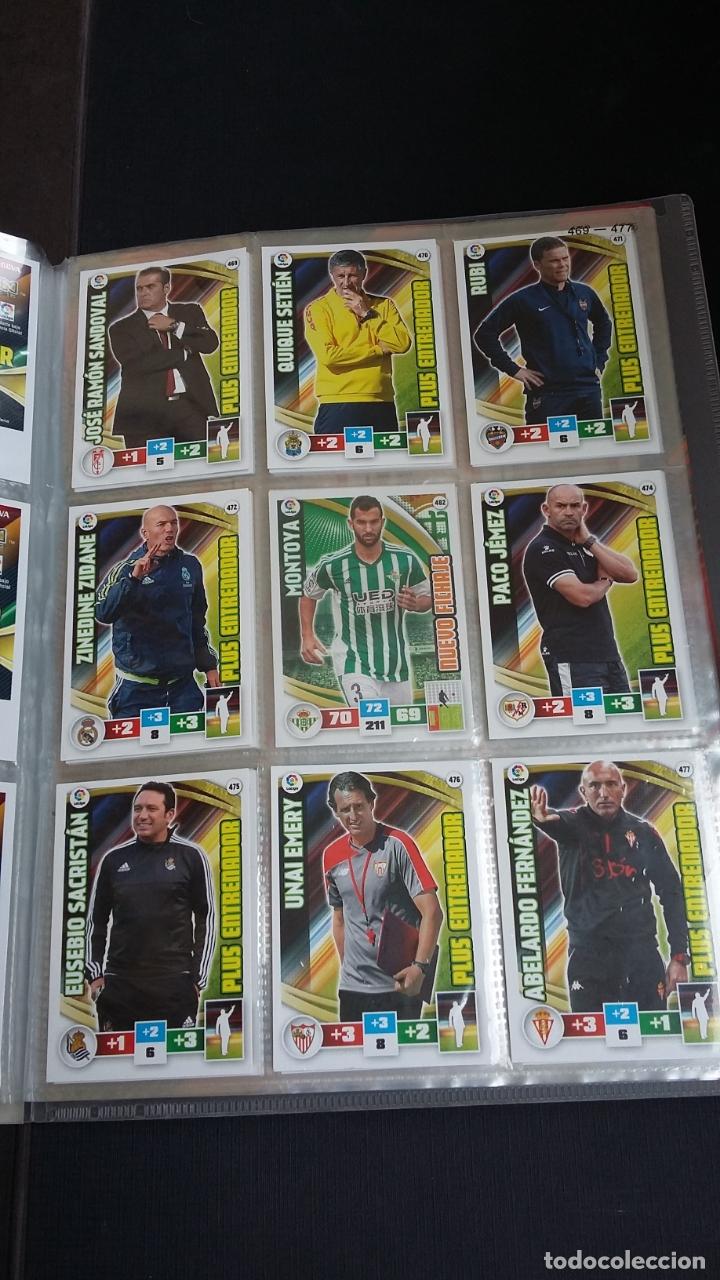 Coleccionismo deportivo: ADRENALYN 2015/2016 15 16 - PANINI - ARCHIVADOR CON 473 CARDS ( INCLUYE SUPERCRACKS, BISES ... ... - Foto 71 - 169185152