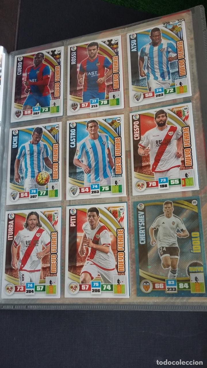 Coleccionismo deportivo: ADRENALYN 2015/2016 15 16 - PANINI - ARCHIVADOR CON 473 CARDS ( INCLUYE SUPERCRACKS, BISES ... ... - Foto 74 - 169185152