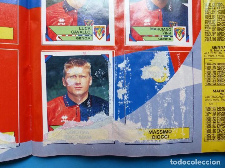 Coleccionismo deportivo: ALBUM CROMOS - CALCIATORI 1993-1994 93-94 - PANINI - VER DESCRIPCION Y FOTOS - Foto 9 - 169392796
