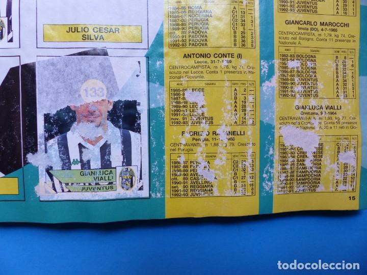 Coleccionismo deportivo: ALBUM CROMOS - CALCIATORI 1993-1994 93-94 - PANINI - VER DESCRIPCION Y FOTOS - Foto 13 - 169392796