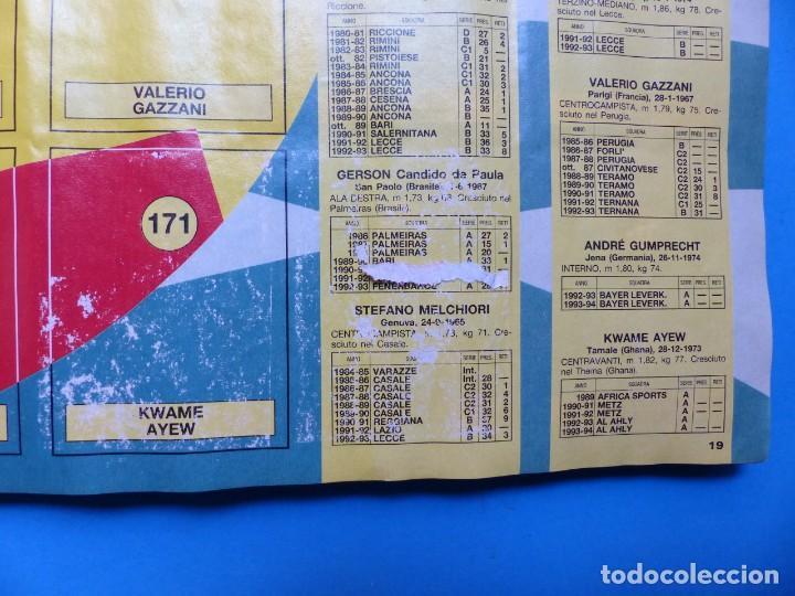 Coleccionismo deportivo: ALBUM CROMOS - CALCIATORI 1993-1994 93-94 - PANINI - VER DESCRIPCION Y FOTOS - Foto 17 - 169392796