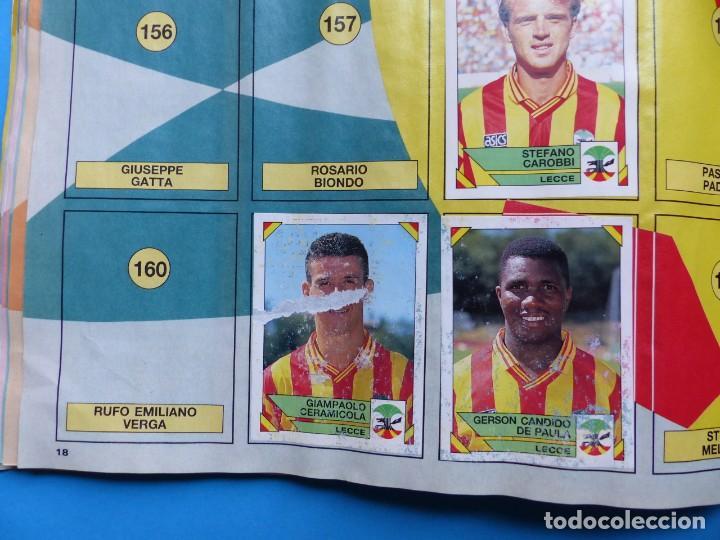 Coleccionismo deportivo: ALBUM CROMOS - CALCIATORI 1993-1994 93-94 - PANINI - VER DESCRIPCION Y FOTOS - Foto 18 - 169392796