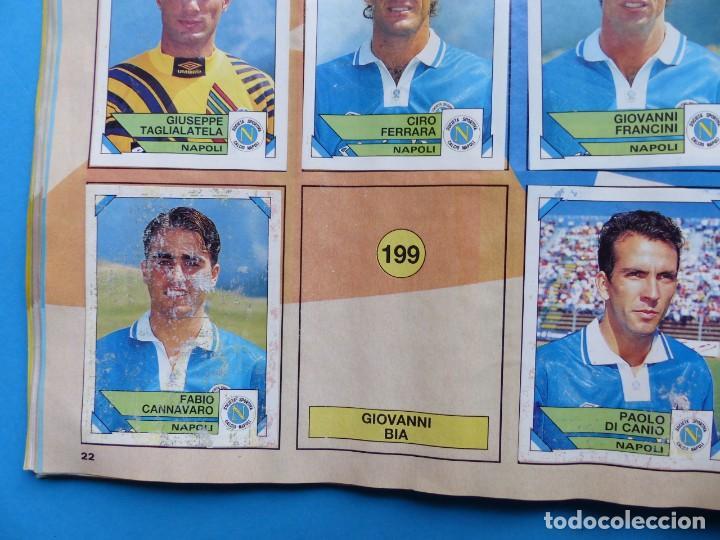 Coleccionismo deportivo: ALBUM CROMOS - CALCIATORI 1993-1994 93-94 - PANINI - VER DESCRIPCION Y FOTOS - Foto 21 - 169392796