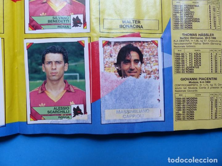 Coleccionismo deportivo: ALBUM CROMOS - CALCIATORI 1993-1994 93-94 - PANINI - VER DESCRIPCION Y FOTOS - Foto 28 - 169392796