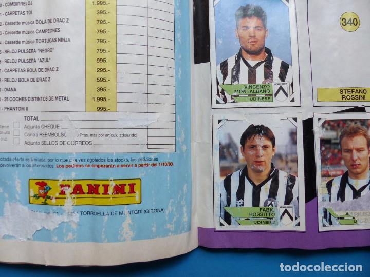 Coleccionismo deportivo: ALBUM CROMOS - CALCIATORI 1993-1994 93-94 - PANINI - VER DESCRIPCION Y FOTOS - Foto 35 - 169392796
