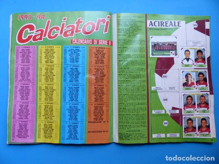 Coleccionismo deportivo: ALBUM CROMOS - CALCIATORI 1993-1994 93-94 - PANINI - VER DESCRIPCION Y FOTOS - Foto 40 - 169392796