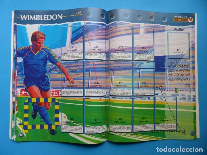 Coleccionismo deportivo: ALBUM CROMOS - FOOTBALL 1989 89, STICKER ALBUM, PANINI - VER DESCRIPCION Y FOTOS - Foto 22 - 169397960