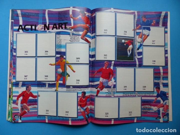 Coleccionismo deportivo: ALBUM CROMOS - FOOTBALL 1989 89, STICKER ALBUM, PANINI - VER DESCRIPCION Y FOTOS - Foto 23 - 169397960