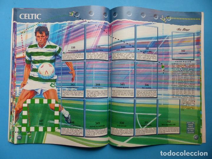 Coleccionismo deportivo: ALBUM CROMOS - FOOTBALL 1989 89, STICKER ALBUM, PANINI - VER DESCRIPCION Y FOTOS - Foto 25 - 169397960