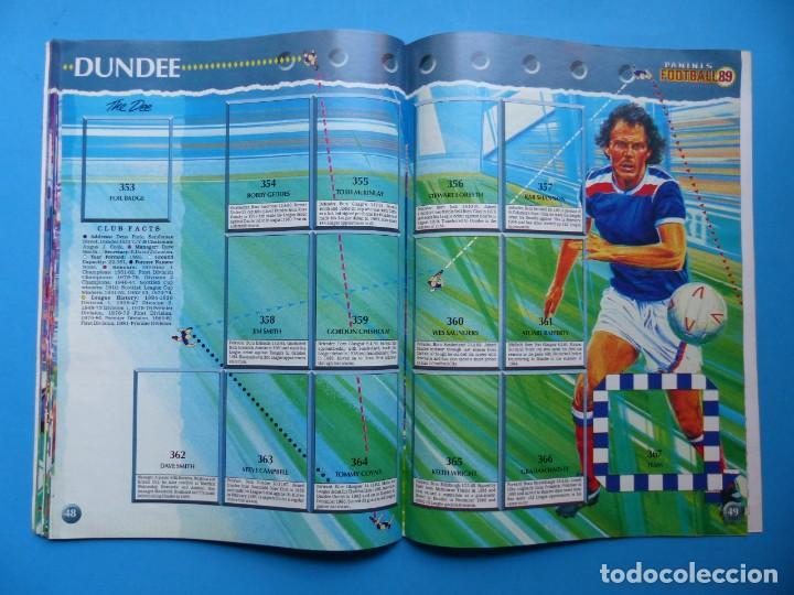 Coleccionismo deportivo: ALBUM CROMOS - FOOTBALL 1989 89, STICKER ALBUM, PANINI - VER DESCRIPCION Y FOTOS - Foto 26 - 169397960