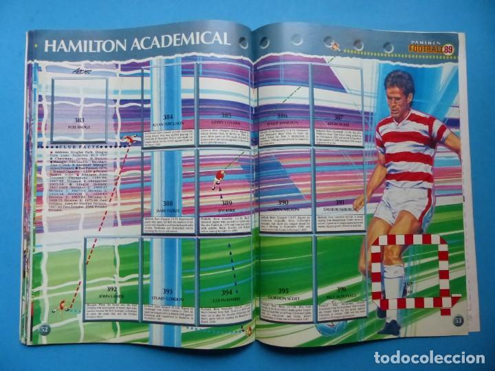 Coleccionismo deportivo: ALBUM CROMOS - FOOTBALL 1989 89, STICKER ALBUM, PANINI - VER DESCRIPCION Y FOTOS - Foto 28 - 169397960