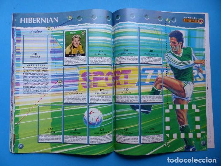 Coleccionismo deportivo: ALBUM CROMOS - FOOTBALL 1989 89, STICKER ALBUM, PANINI - VER DESCRIPCION Y FOTOS - Foto 30 - 169397960
