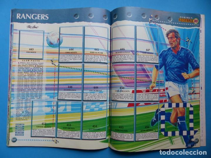 Coleccionismo deportivo: ALBUM CROMOS - FOOTBALL 1989 89, STICKER ALBUM, PANINI - VER DESCRIPCION Y FOTOS - Foto 32 - 169397960