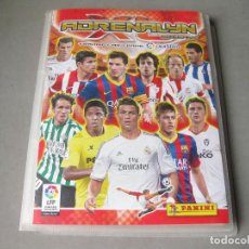 Coleccionismo deportivo: ALBUM PANINI DE CROMOS O TARJETAS DE FUTBOL ADRENALYN XL TRADING CARD 2013 - 2014 - LIGA BBVA. Lote 169460288