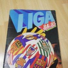 Coleccionismo deportivo: ALBUM LIGA ESTE 84/85 BASTANTE AVANZADO. Lote 169793433