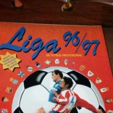 Coleccionismo deportivo: ALBUM LIGA 96-97 / PANINI / VACIO. Lote 170301085