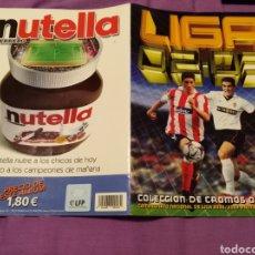 Coleccionismo deportivo: ALBUM PANINI LIGA 2002 2003 COLECCIONES ESTE INCOMPLETO. Lote 170884067
