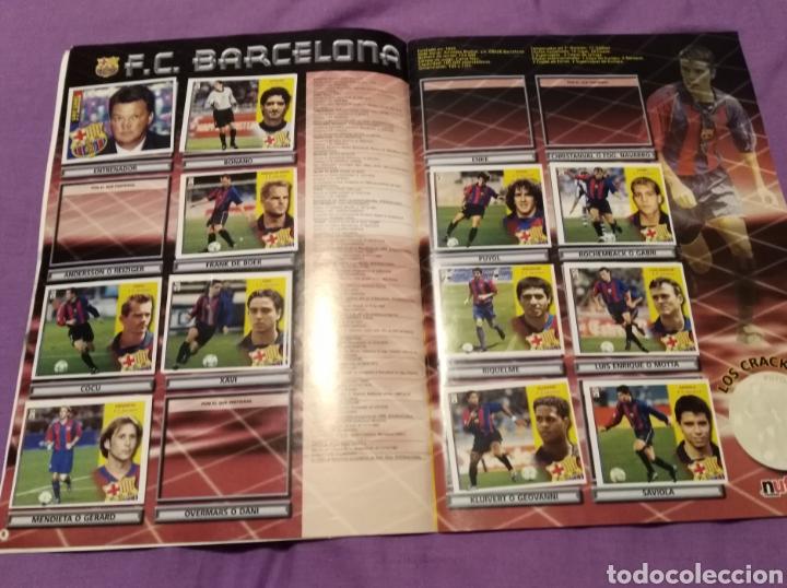Coleccionismo deportivo: ALBUM PANINI LIGA 2002 2003 COLECCIONES ESTE INCOMPLETO - Foto 2 - 170884067