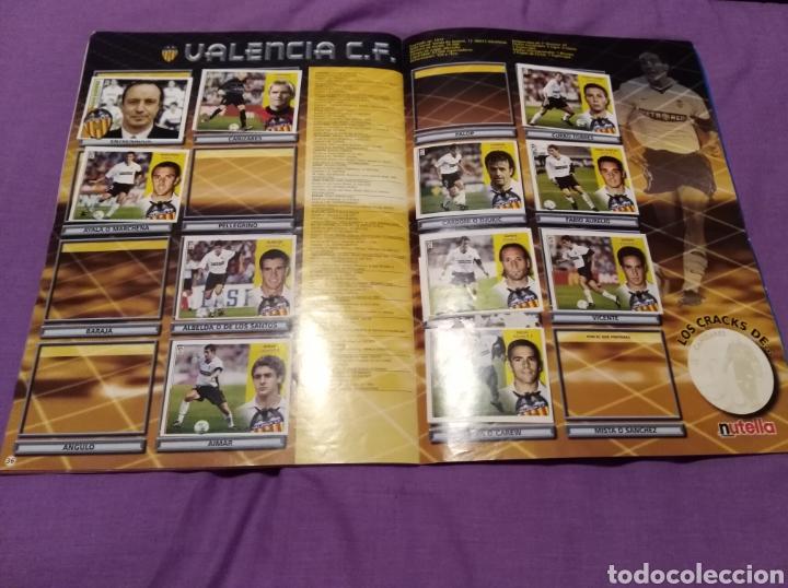 Coleccionismo deportivo: ALBUM PANINI LIGA 2002 2003 COLECCIONES ESTE INCOMPLETO - Foto 4 - 170884067