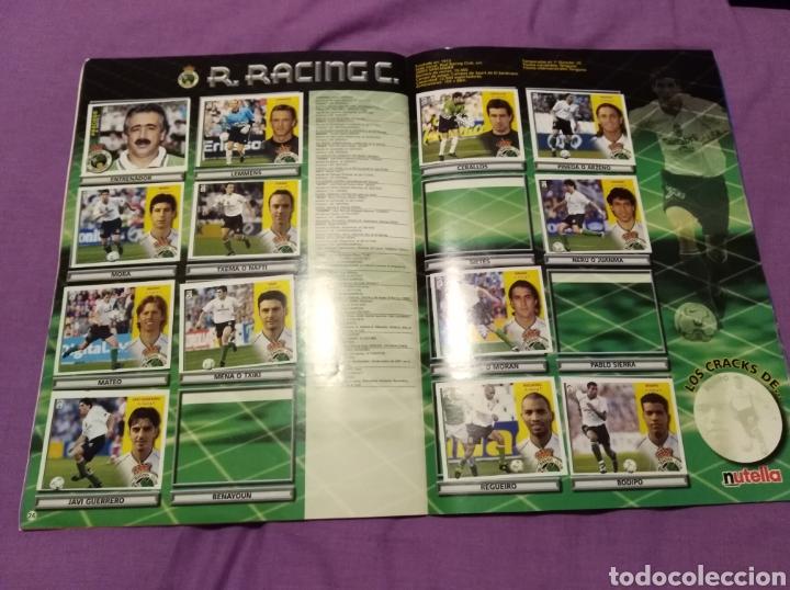 Coleccionismo deportivo: ALBUM PANINI LIGA 2002 2003 COLECCIONES ESTE INCOMPLETO - Foto 5 - 170884067