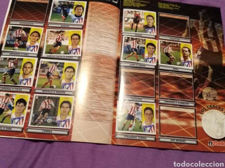 Coleccionismo deportivo: ALBUM PANINI LIGA 2002 2003 COLECCIONES ESTE INCOMPLETO - Foto 6 - 170884067