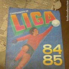 Coleccionismo deportivo: ALBUM CROMOS CANO, FÚTBOL LIGA 84-85 INCOMPLETO. Lote 171231108
