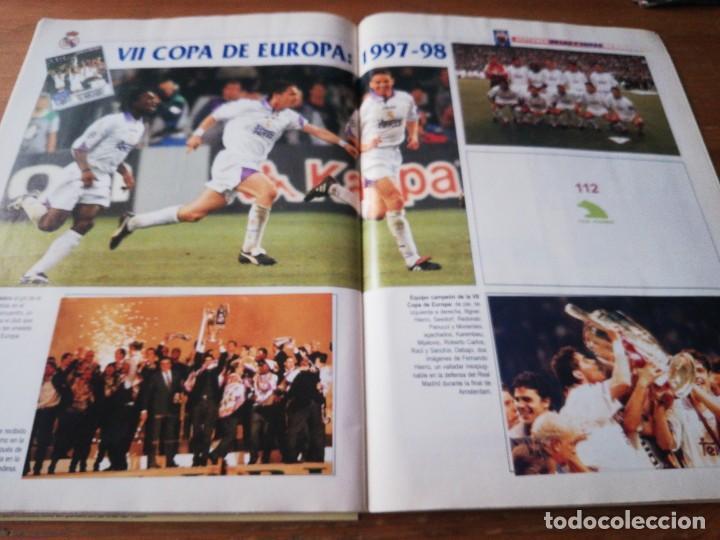 Coleccionismo deportivo: Historia de las 7 Copas de Europa. Real Madrid. ABC. Faltan Cromos. - Foto 5 - 171305012