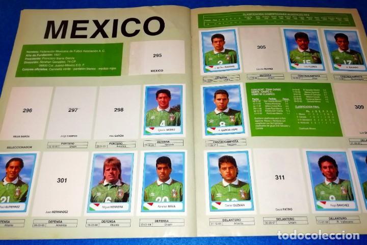 Coleccionismo deportivo: ALBUM DE FUTBOL MUNDIAL USA 94 EDICIONES ESTADIO + CROMOS SUELTOS --- BOX11 - Foto 5 - 171368574
