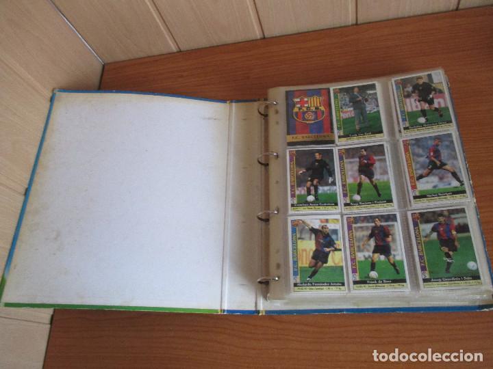Coleccionismo deportivo: ALBUM LAS FICHAS DE LA LIGA 1999/2000 (CON 405 CROMOS) CAMPEONATO NACIONAL DE LIGA 1ª DIVISION - Foto 5 - 171518562