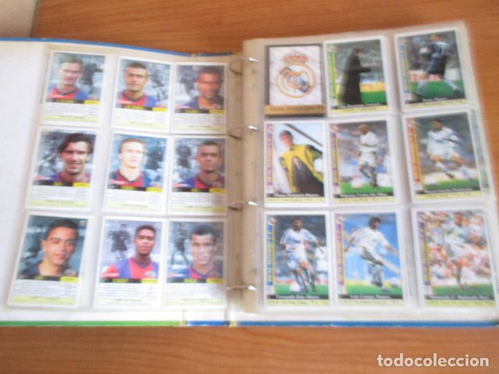 Coleccionismo deportivo: ALBUM LAS FICHAS DE LA LIGA 1999/2000 (CON 405 CROMOS) CAMPEONATO NACIONAL DE LIGA 1ª DIVISION - Foto 7 - 171518562