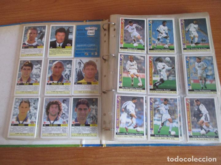 Coleccionismo deportivo: ALBUM LAS FICHAS DE LA LIGA 1999/2000 (CON 405 CROMOS) CAMPEONATO NACIONAL DE LIGA 1ª DIVISION - Foto 8 - 171518562