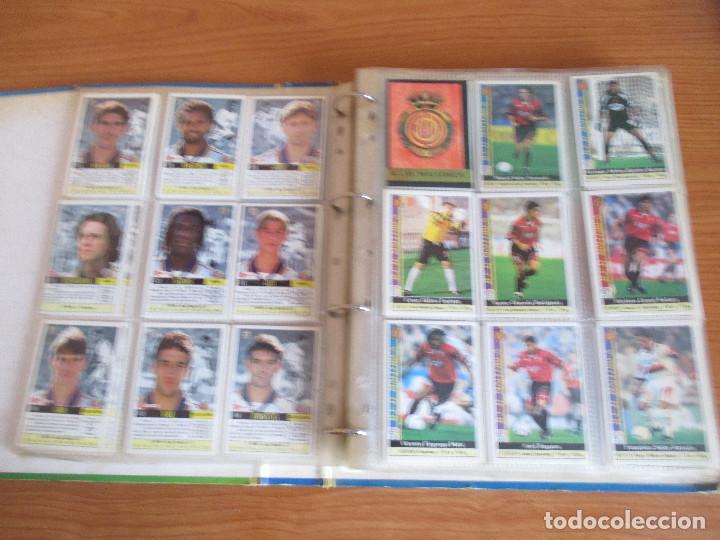 Coleccionismo deportivo: ALBUM LAS FICHAS DE LA LIGA 1999/2000 (CON 405 CROMOS) CAMPEONATO NACIONAL DE LIGA 1ª DIVISION - Foto 9 - 171518562