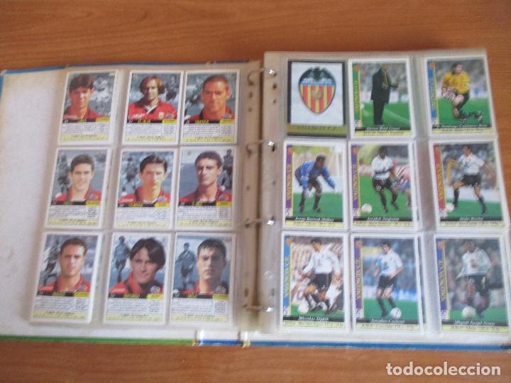Coleccionismo deportivo: ALBUM LAS FICHAS DE LA LIGA 1999/2000 (CON 405 CROMOS) CAMPEONATO NACIONAL DE LIGA 1ª DIVISION - Foto 11 - 171518562