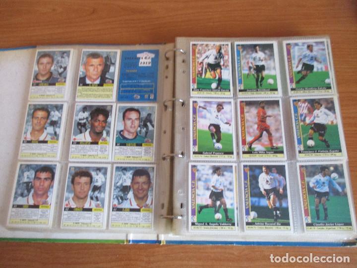 Coleccionismo deportivo: ALBUM LAS FICHAS DE LA LIGA 1999/2000 (CON 405 CROMOS) CAMPEONATO NACIONAL DE LIGA 1ª DIVISION - Foto 12 - 171518562