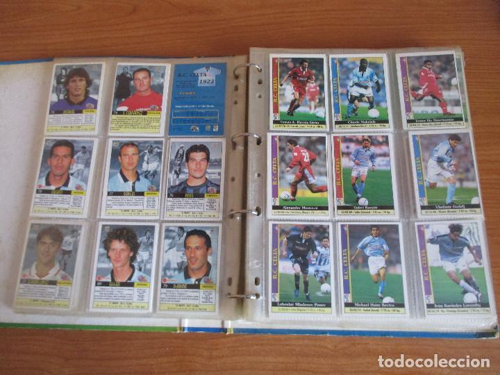 Coleccionismo deportivo: ALBUM LAS FICHAS DE LA LIGA 1999/2000 (CON 405 CROMOS) CAMPEONATO NACIONAL DE LIGA 1ª DIVISION - Foto 14 - 171518562