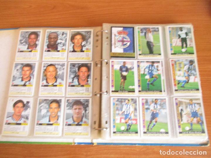 Coleccionismo deportivo: ALBUM LAS FICHAS DE LA LIGA 1999/2000 (CON 405 CROMOS) CAMPEONATO NACIONAL DE LIGA 1ª DIVISION - Foto 15 - 171518562