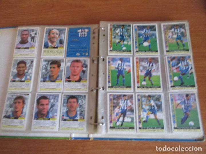 Coleccionismo deportivo: ALBUM LAS FICHAS DE LA LIGA 1999/2000 (CON 405 CROMOS) CAMPEONATO NACIONAL DE LIGA 1ª DIVISION - Foto 16 - 171518562