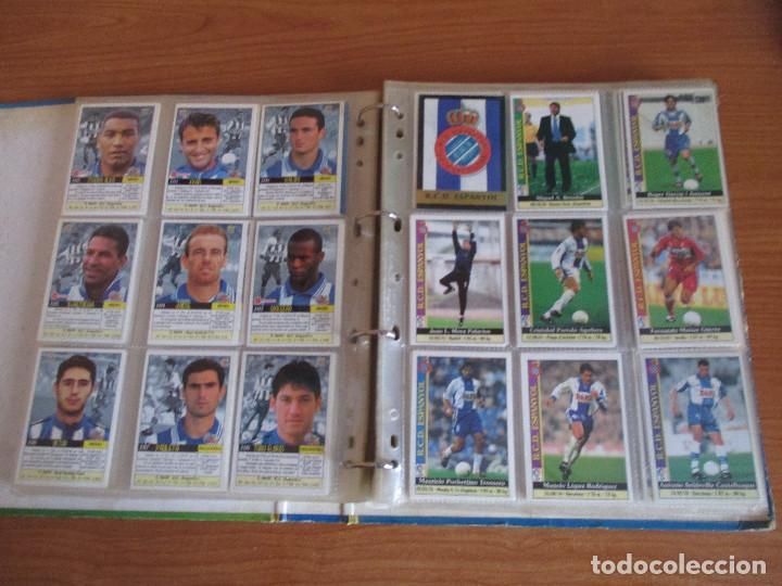 Coleccionismo deportivo: ALBUM LAS FICHAS DE LA LIGA 1999/2000 (CON 405 CROMOS) CAMPEONATO NACIONAL DE LIGA 1ª DIVISION - Foto 17 - 171518562