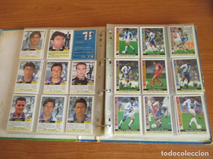 Coleccionismo deportivo: ALBUM LAS FICHAS DE LA LIGA 1999/2000 (CON 405 CROMOS) CAMPEONATO NACIONAL DE LIGA 1ª DIVISION - Foto 18 - 171518562