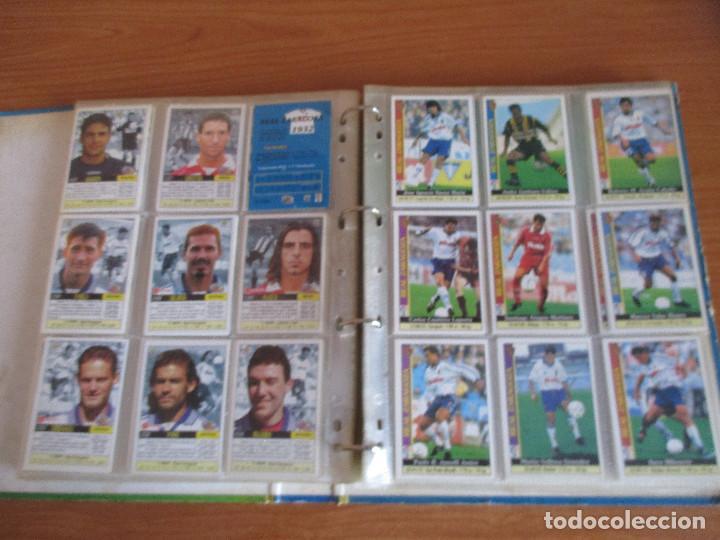 Coleccionismo deportivo: ALBUM LAS FICHAS DE LA LIGA 1999/2000 (CON 405 CROMOS) CAMPEONATO NACIONAL DE LIGA 1ª DIVISION - Foto 22 - 171518562